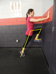 triple flexion and triple extension
